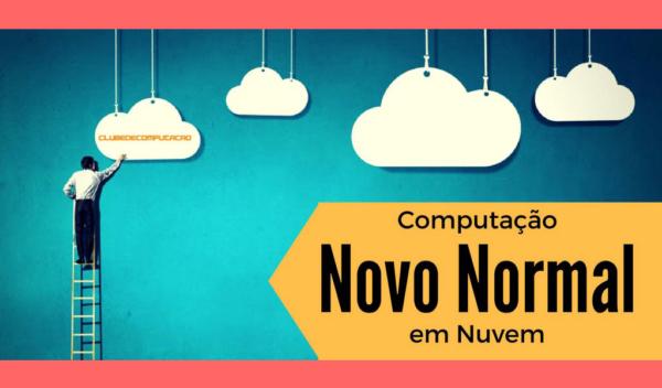 Clube de Computação - O que é computação em nuvem