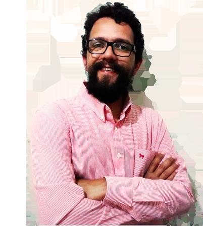 Clube de Computação - Marcelo Passos, idealizador e fundador do CdC